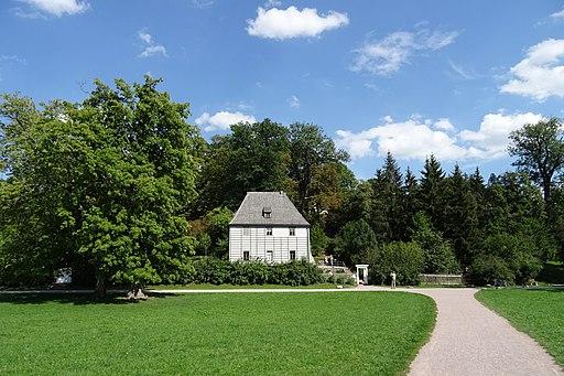150830 Goethes Gartenhaus Weimar