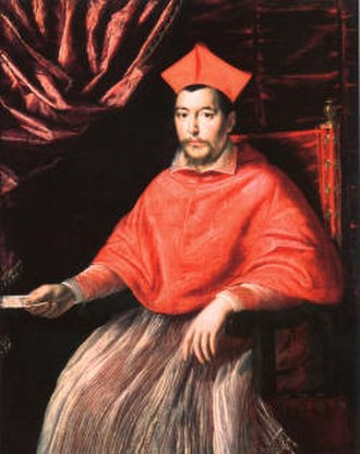 Pietro Aldobrandini - Image: 1593 ALDOBRANDINI PIETRO SMOM