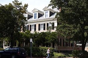 Building at 1715-1717 Cambridge Street - Image: 1715 1717 Cambridge St