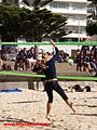 17 Uni Games (W) Beach Volleyball 210406 (1996128087).jpg