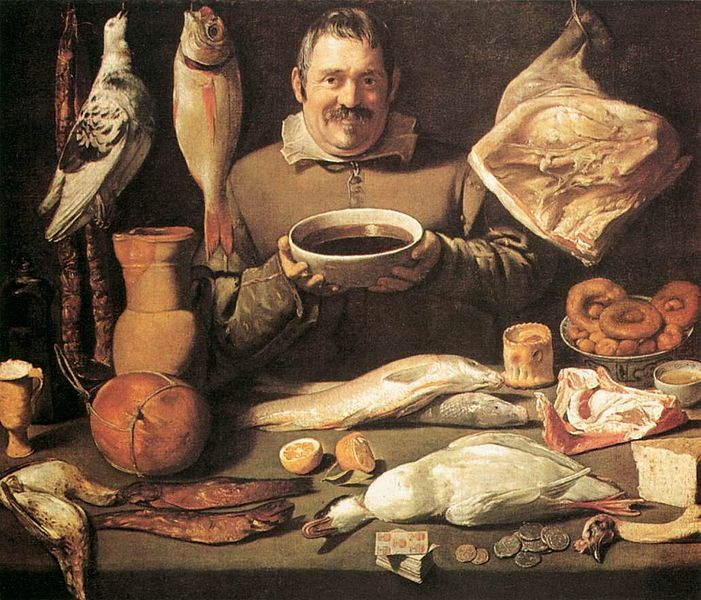 File:17th-century unknown painters - The Chef - WGA24061.jpg