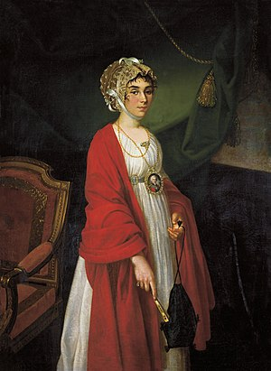Russian Enlightenment - Parasha Zhemchugova, a serf actress-turned-countess.