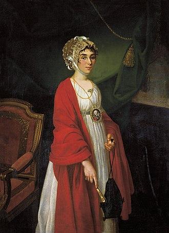 Russian Enlightenment - Parasha Zhemchugova, a serf actress-turned-countess.