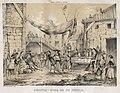 1847, España pintoresca y artística, Segovia, Boda de un pueblo, Francisco de Paula Van Halen.jpg