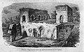 1851-05-11, Semanario Pintoresco Español, Toledo, Vista de las ruinas del palacio de Galiana desde el patio, Pizarro.jpg