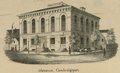 1854 Athenaeum CambridgeMA map byWalling BPL 12775.png