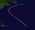 1858 Atlantic hurricane 4 track.png