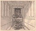 18681128 - Le Monde illustré - Intérieur du tombeau des Rotschild.jpg