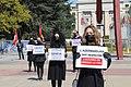 18 Protesters in Geneva demand the release of Armenian POWs, 15 April 2021.jpg