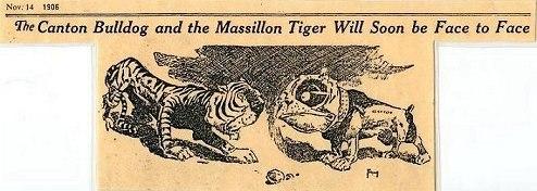 1906 Canton-Massillion Scandal Cartoon