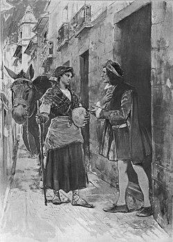 1911-01-01, La Ilustración Artística, La villana de Vallecas, Arcadio Mas y Fondevila (cropped).jpg