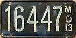1913 Missouri license plate.jpg