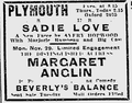 1915 Plymouth theatre BostonEveningTranscript Nov20.png