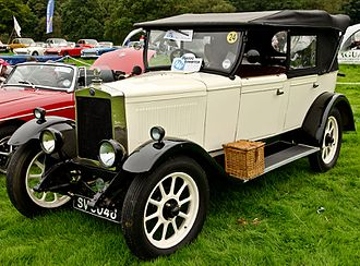 Morris Motors - 1925 Morris—42 per cent of production