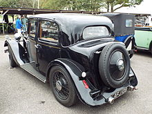 1934 Rover 12 sports saloon (15471572958).jpg