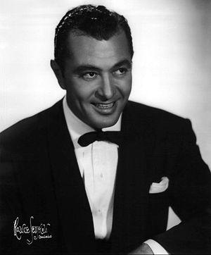 Tony Martin (American singer) - Martin in 1953