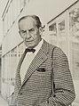 1955 01-Oct HansGConrad Portrait-WalterGropius HfGUlm-Opening.jpg