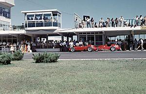 1957 Argentine Grand Prix - Image: 1957Argentine GP01