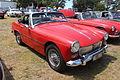 1965 MG Midget Mk II Roadster (24596158355).jpg