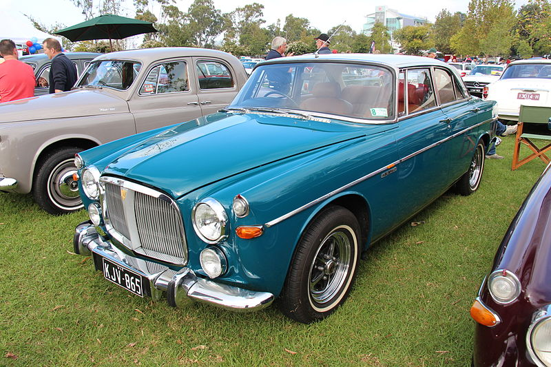 File:1970 Rover P5B Coupe (14294444162).jpg