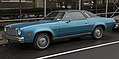 1974 Chevrolet Chevelle Malibu Classic two-door hardtop, front left side.jpg