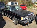 1986 Chrysler LeBaron (K-body) Turbo convertible black in Virginia 1.jpg
