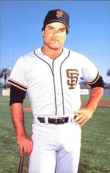 1986 San Francisco Giants Postcards Mike Aldrete.jpg