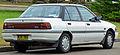 1990-1991 Ford Laser (KF) Ghia sedan 01.jpg