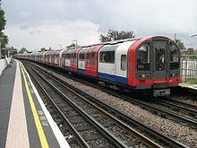 Edgware Tube Station Car Park