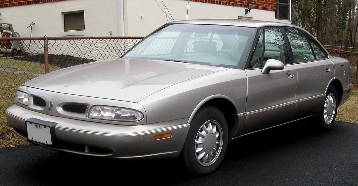Px Oldsmobile Eighty Eight on 95 Buick Lesabre