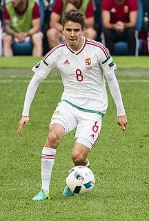 Ádám Nagy Hungarian association football player