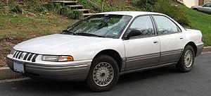 Chrysler LH platform - A First generation LH car, the Chrysler Concorde