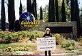 2000 protester at Gold Base with sign.jpg