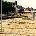 20010708 Maastricht; Maasboulevard under reconstruction, seen from Sint-Servaasbrug.jpg