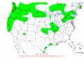 2002-12-28 24-hr Precipitation Map NOAA.png