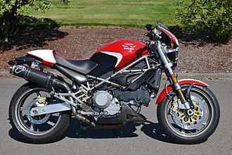 Ducati Monster - 2002 Ducati S4 Foggy