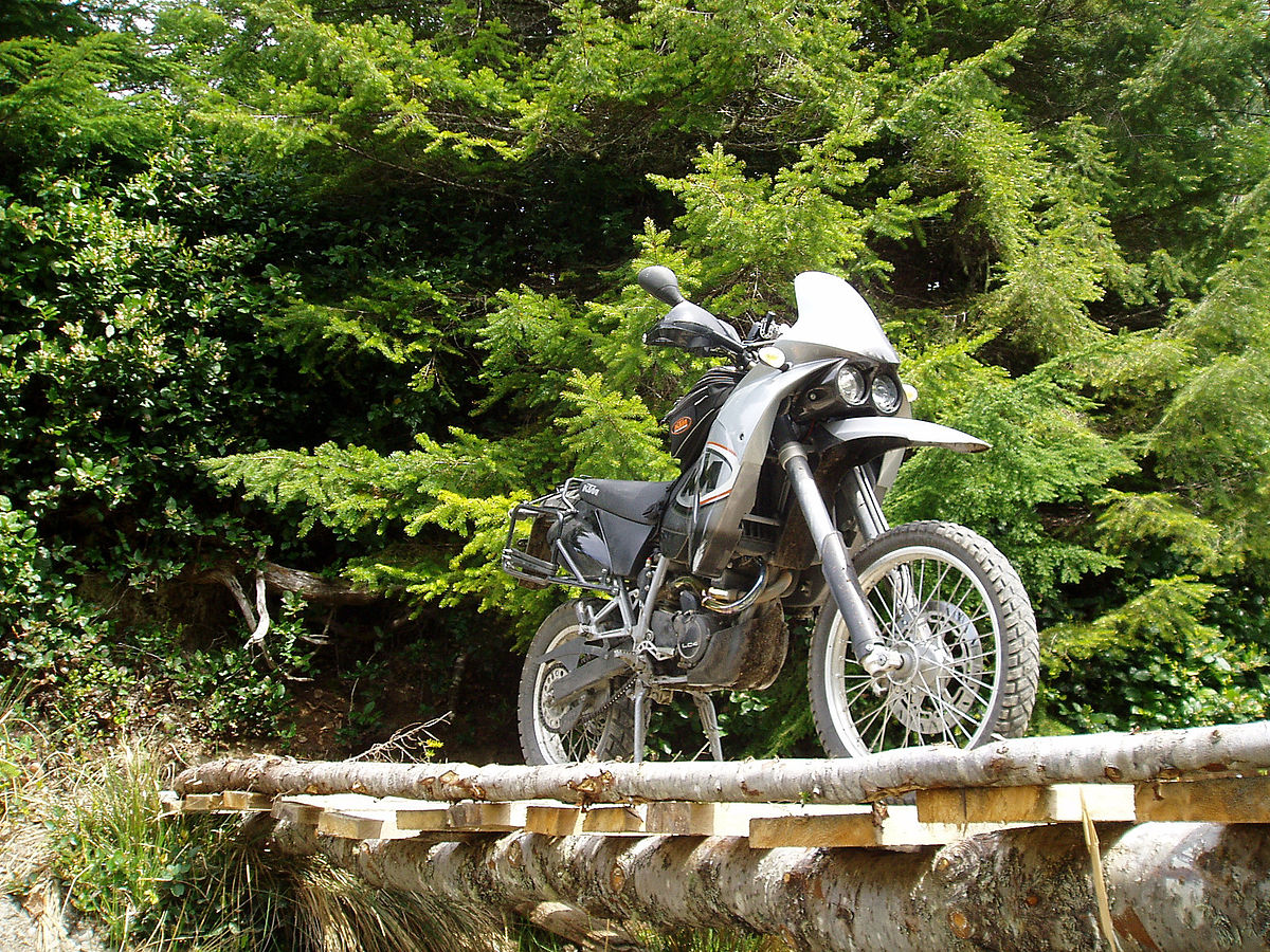 Ktm Dual Sport >> KTM 640 Adventure - Wikipedia