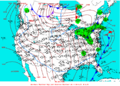 2003-01-17 Surface Weather Map NOAA.png