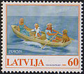 20040508 60sant Latvia Postage Stamp.jpg