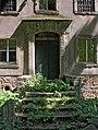 20070504125DR Dallwitz (Priestewitz) Rittergut Schloß Westportal.jpg