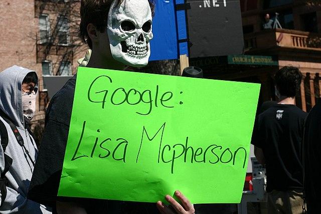 640px-2008_03_Google_Lisa_McPherson_protest_sign.jpg