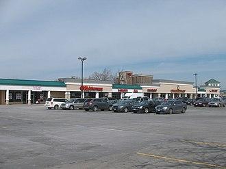 Snyder, New York - Image: 20090410 Sheridan Harlem Plaza