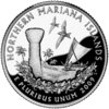 Northern Mariana Islands quarter