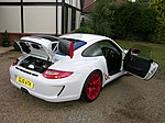 2010 Porsche 997 GT3 RS 3.8 drivers door and engine bonnet.jpg
