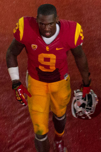 2012 College Football All-America Team - Marqise Lee of USC