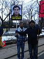 2013-02-16 - Wien - Demo Gleiche Rechte für alle (Refugee-Solidaritätsdemo) - Ich möchte hier bleiben.jpg