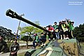 2013. 5 육군본부 어린이날 초청 행사. ROK army headquarters, Children's Day event invitation. (8715150747).jpg