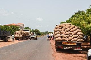 Transport in Guinea-Bissau