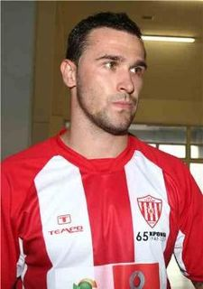 Dino Škvorc Croatian footballer