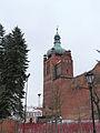 2013 Clock tower in Płock - 02.jpg
